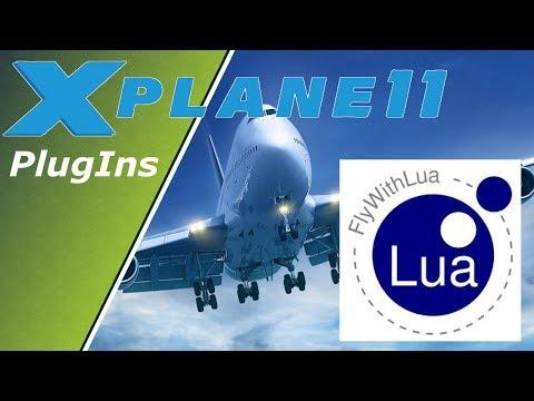 X-Plane 11 ✈️| Plugins Tipps | FlyWithLua | Deutsch German