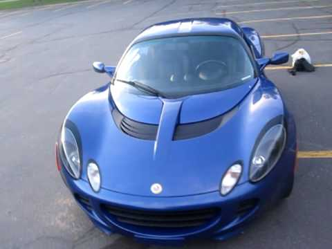 Lotus Elise, Magnetic ...