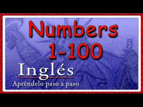 los-números-en-inglés-del-1-al-100- -contar-hasta-el-100-en-inglés- -vocabulario-básico-en-inglés