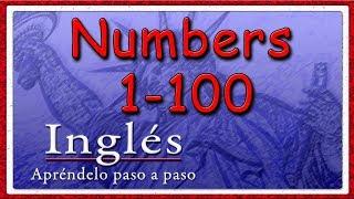 Los Números En Inglés Del 1 Al 100 Contar Hasta El 100 En Inglés Vocabulario Básico En Inglés Youtube