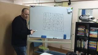 G-wiz  Whiteboard Bingo game