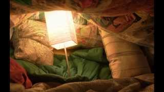 Asmr Binaural Blanket Fort Sound Slice:  Sort Of Like A Scalp Massage For Relaxation