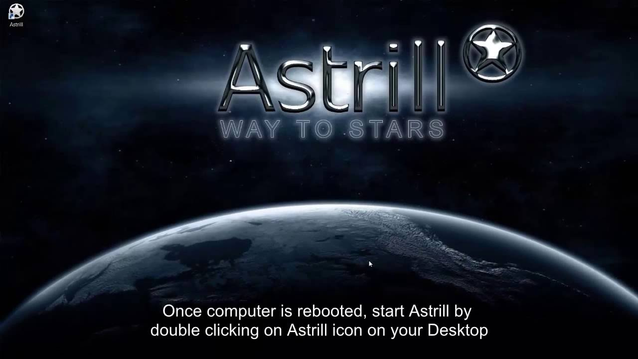 Astrill VPN Client - Installation and setup - YouTube