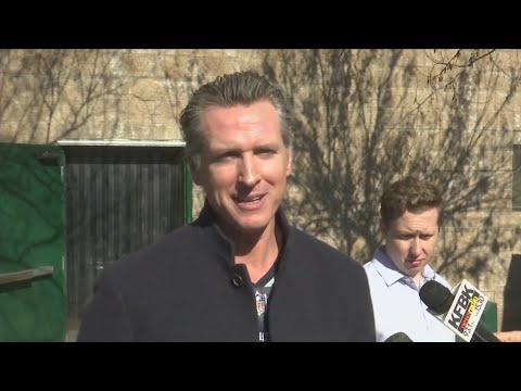'We have to be more resourceful': Gov. Newsom finds inspiration for first State of the State