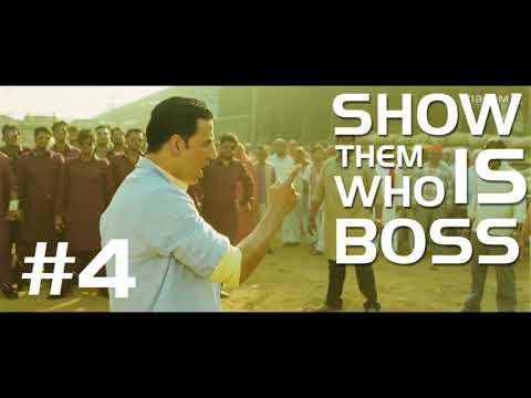 10 Commandments of BOSS   Akshay Kumar   BOSS 2013