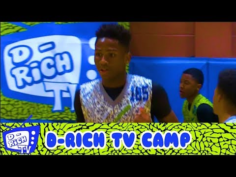 Jaylin Webster PUTS ON In Akron! 2017 D Rich TV Camp - YouTube