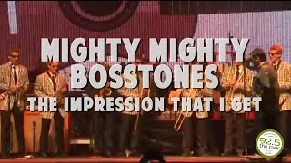 Mighty Mighty Bosstones perform