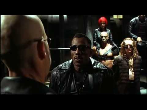 Blade II Trailer Oficial