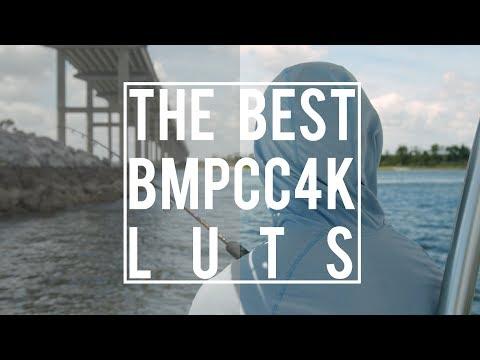 My FAVORITE BMPCC4K/6K LUT | BUTTERY LUTs