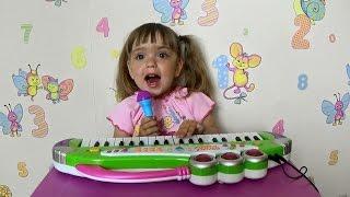 Обзор детского синтезатора