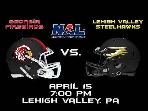 Lehigh Valley Steelhawks Vs. Georgia Firebirds