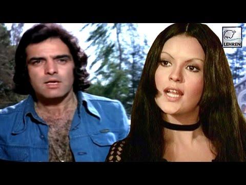 When Zeenat Aman Was UPSET With Feroz Khan!