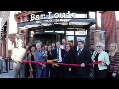 Bar Louie Woodbridge Virginia Stonebridge Ribbon Cutting Youtube