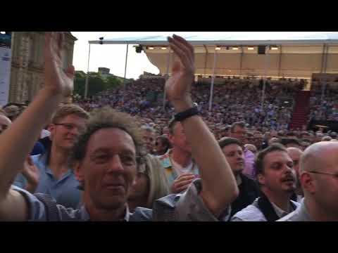 Steve Winwood live at the Jazz Open Air Fest in Stuttgart, Germany. 14.7.2017