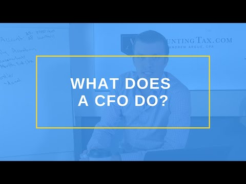 what-does-a-cfo-do?