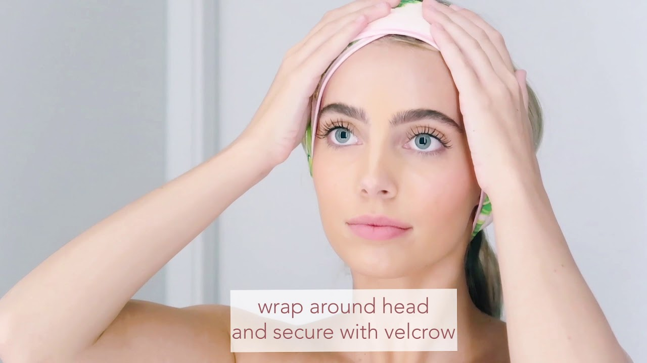 Microfiber Headband from KITSCH (Your New Nightly Routine)!