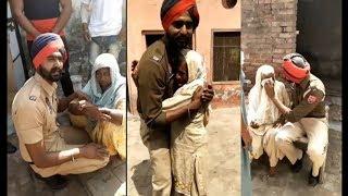 Superhero of Punjab Police (New Video) | Most Humble Cop of Punjab | PTC Punjabi
