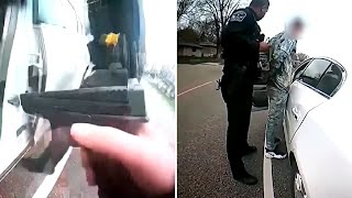 video: Police officer who killed black man in Minnesota traffic stop went to use taser but fired her pistol 'by accident'