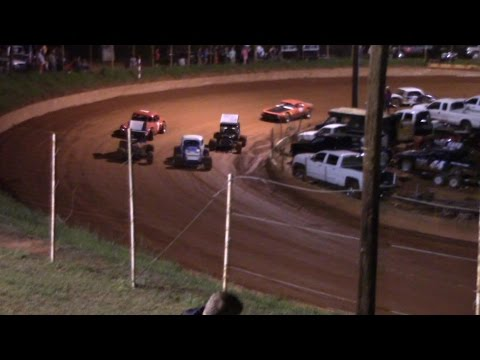 Winder Barrow Speedway Vintage Cars Group Two 4/15/17