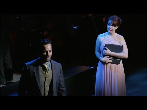 Footage From The Secret Garden, Starring Sierra Boggess, Ramin Karimloo, And More