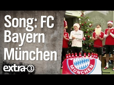 Fc Bayern Song Extra 3 Ndr Youtube