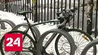 """""""На работу на велосипеде"""": смельчаки покоряют московские дороги в любую погоду"""