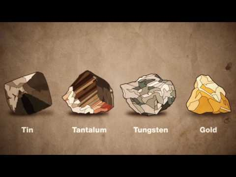 CONFLICT MINERALS in DRC