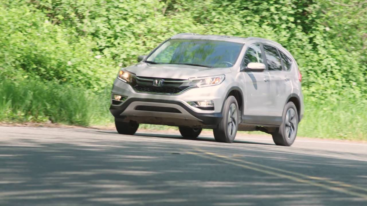 Rdx Vs Crv >> Acura RDX vs Honda CR-V - AutoNation - YouTube
