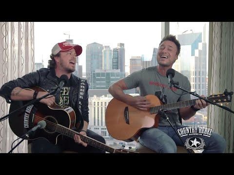 Love and Theft 'Dust On The Bottle' Cover // Country Rebel Skyline Sessions