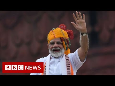 PM Modi vows to 'restore' Kashmir's 'past glory' - BBC News