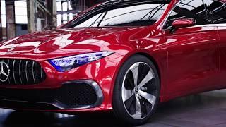 Mercedes-Benz Concept A Sedan - Design