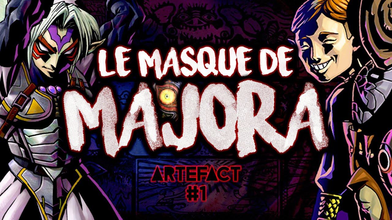 LE MASQUE DE MAJORA - ARTEFACT #1
