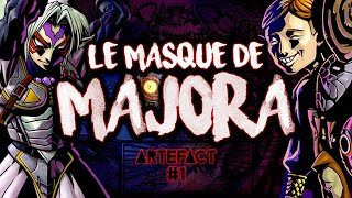 ARTEFACT #1 : LE MASQUE DE MAJORA (LEGEND OF ZELDA)
