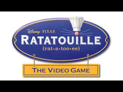 Little Chef Big Kitchen - Ratatouille: The Video Game Music Extended mp3
