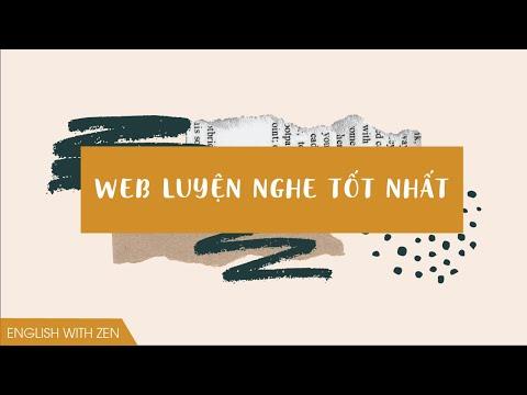 Bật Mí Web Luyện Nghe Tiếng Anh Tốt Nhất