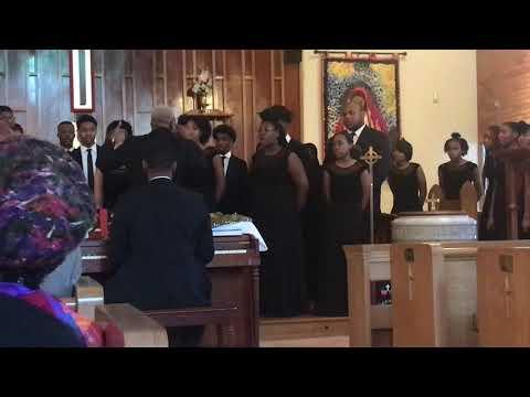 Greater Atlanta Adventist Academy Choir - You Better Mind