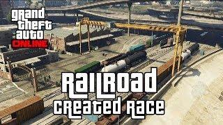 Gtav Online Railroad Created Race
