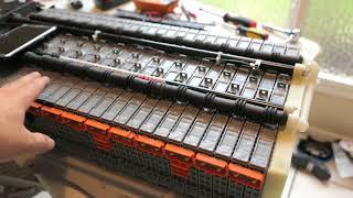 Prius HV Battery Repair - Gen 2 ll DIY