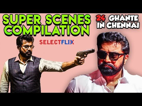 24 Ghante in Chennai - Super Scenes Compilations | Latest Hindi Dubbed Movie 2019
