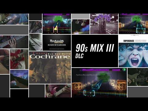 90s Mix III - Rocksmith 2014 Edition Remastered DLC