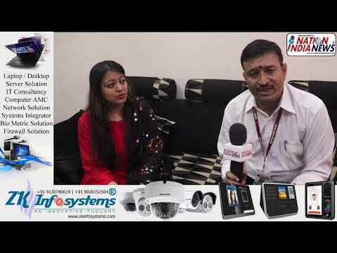 Shrimati Kajal Mulchandani (141-Ulhasnagar-VidhanSabha) interact with Nation India News