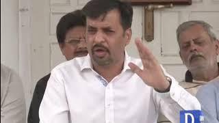 Mustafa Kamal press conference