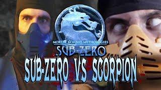 O Dia em que Sub-Zero M A T O U Scorpion