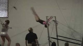 Jaylene Level 5 Spirit Gymnastics '08 Dalmatian Classic Bars