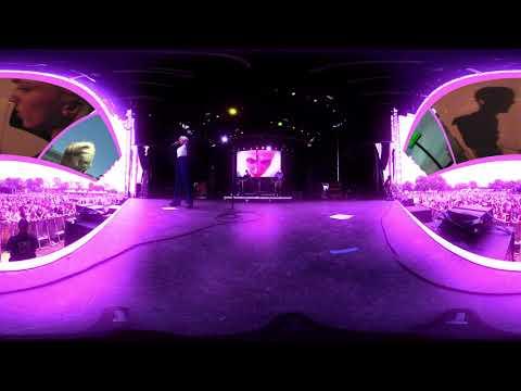 Suzi Wu - US Tour (360 Video)
