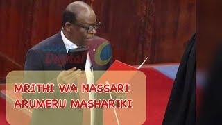 Mrithi wa Nassari, Dkt John Palangyo Akiapishwa Bungeni Dodoma