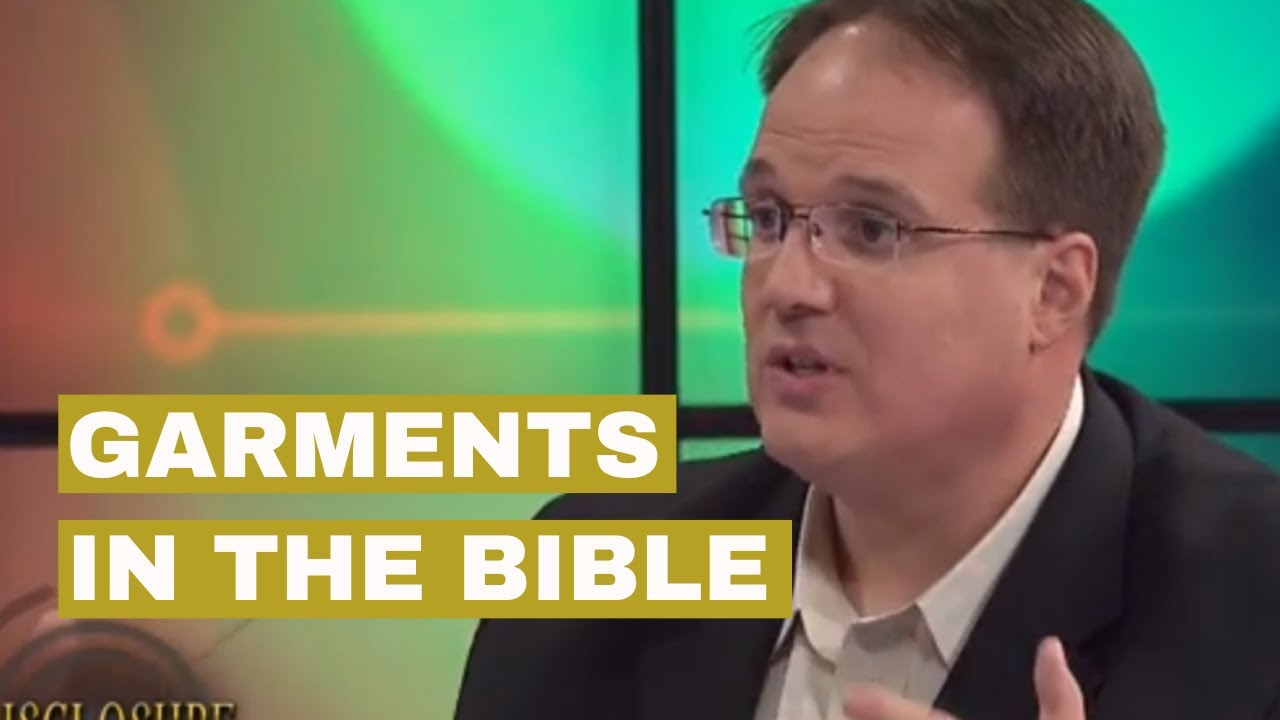 What Does it Mean When Garments are Talked About in the Bible