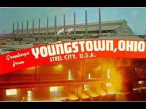 Bruce Springsteen - Youngstown ( Lyrics )