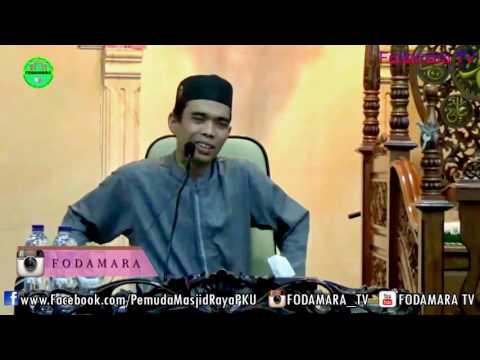 Bisakah membersihkan harta dengan uang haram - Ustadz Abdul Somad Lc MA