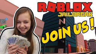 ROBLOX LIVE STREAM !! - Jailbreak, Phantom Forces and more ! - COME JOIN THE FUN !!! - #142